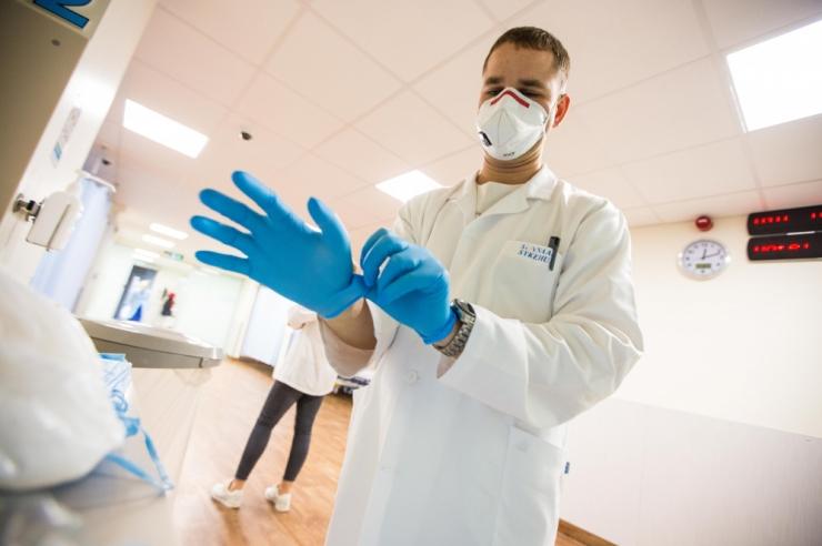 20 Kuressaare haigla töötajat on nakatunud koroonaviirusesse