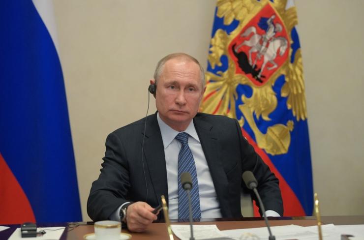 Venemaa sulgeb koroonaviiruse tõttu piirid