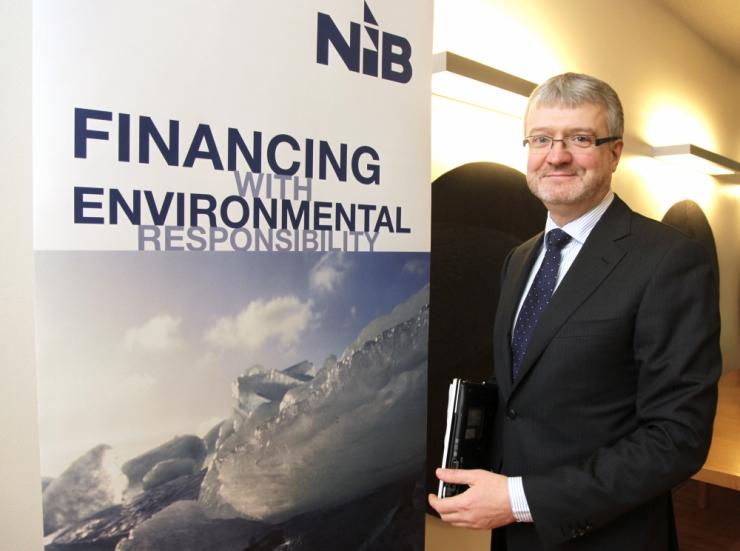 NIB annab Eestile 750 miljonit laenu