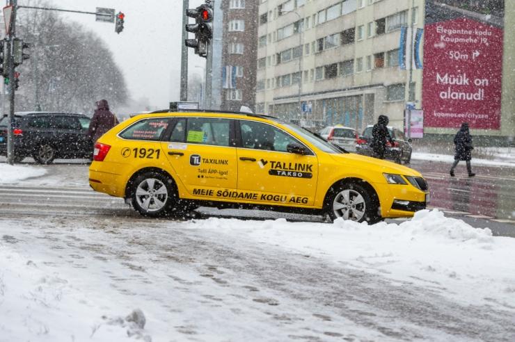 Tallink Takso hakkab kullerteenust pakkuma