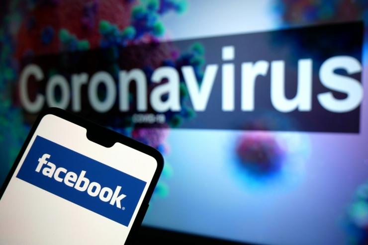 Facebook pakub meediafirmadele viiruse tõttu 100 miljonit dollarit abi