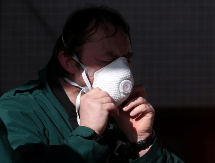 VIDEO: Tallinna haiglad ja linnaasutused saavad 300 000 maski