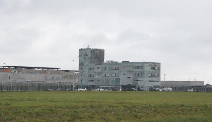Vangid toodavad 400 näomaski päevas