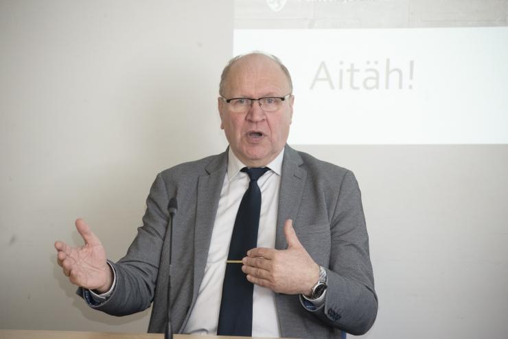 Mart Helme: Eesti toidujulgeolek ei sõltu 300 võõrtöölisest