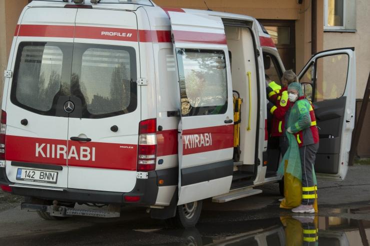 Päästeamet käivitab Kuressaare Haigla kriisistaabi