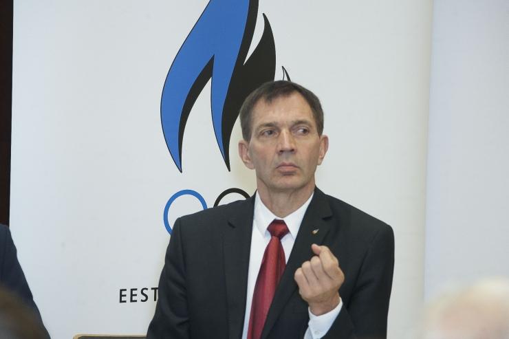 EOK valib presidendi neljandal nädalal pärast eriolukorra lõppu