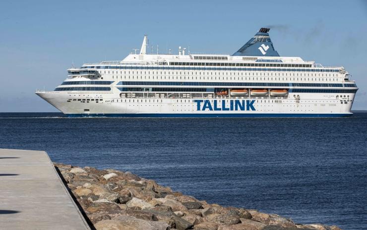 Tallink lõpetab homsest reisijateveo Soome suunal 13. maini