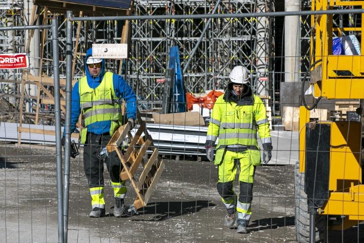 Tööinspektsioon: vähenenud on korduvate tööõnnetuste juhtumine