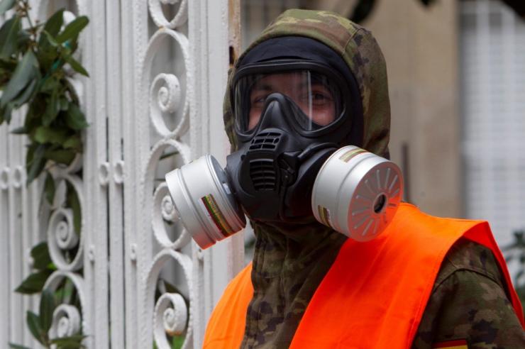 Hispaanias vähenes uute COVID-19 surmade arv kolmandat päeva järjest