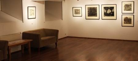 Haus galerii kolib kevadise kunstioksjoni internetti