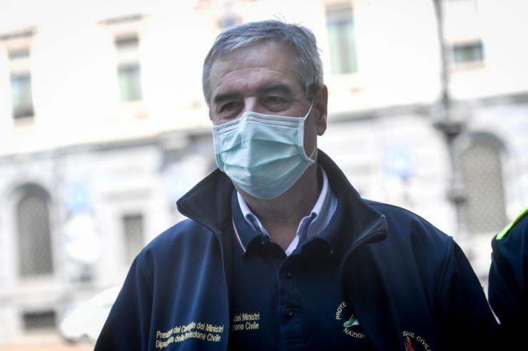 Itaalia teatas üle kolme nädala madalaimast koroonasurmade arvust