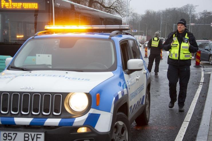 JUHTKIRI: Politsei vajab abipolitseid