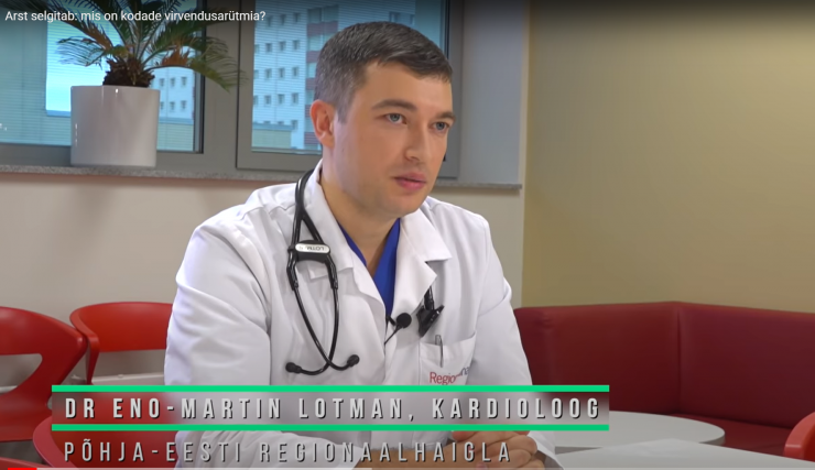 VIDEO! Arsti nõuanded: kuidas kodade virvendusarütmia tüsistusi ennetada?