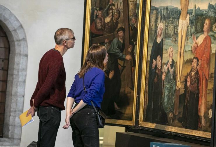Niguliste muuseum teeb veebituuri