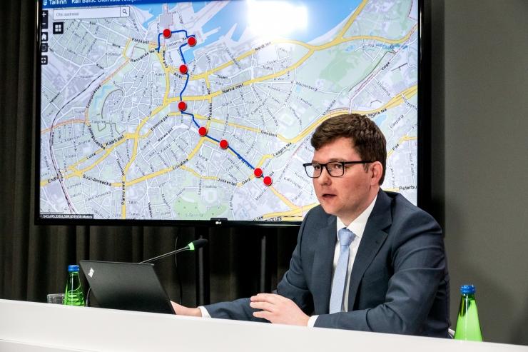 VIDEO! Abilinnapea Novikov: kolme aasta pärast saab trammiga sadamasse sõita