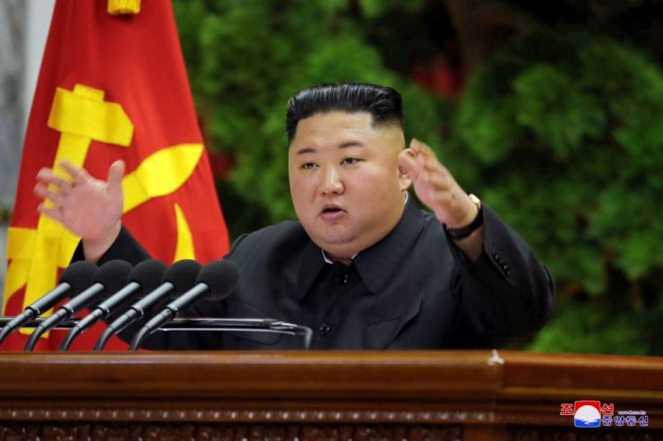 Põhja-Korea liider relvajõudude aastapäeval avalikkuse ette ei ilmunud