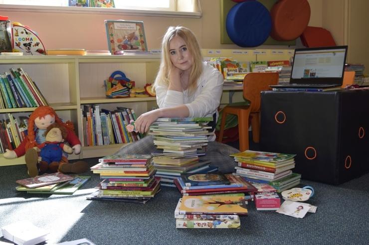 Raamatukogu kutsub lasteaiarühmi ja klasse veebisildade kaudu külla