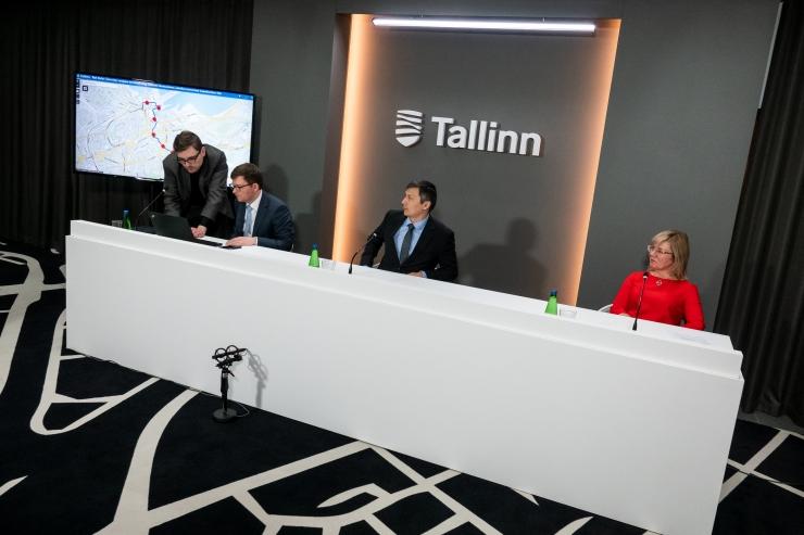 VAATA OTSE KELL 10: Kõlvart räägib Tallinna meetmetest koroonaviiruse tõkestamisel