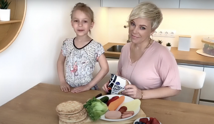 VIDEO GERLI PADARIGA! Kaks vahvat retsepti, mida lastega kodus teha