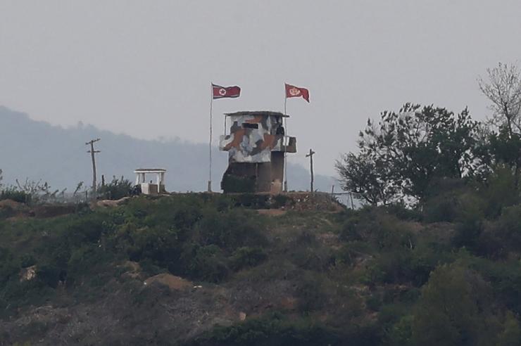 Soul: Põhja- ja Lõuna-Korea piiril leidis aset tulevahetus