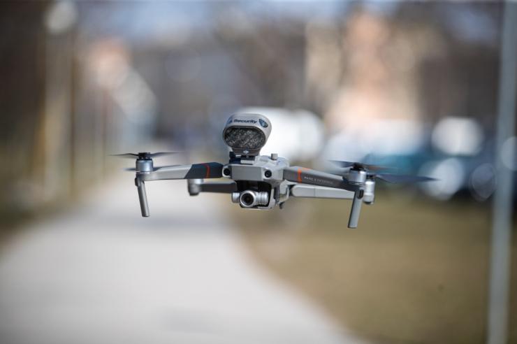 Kadunuks jäänud drooni tõttu suleti Riia lennuvälja õhuruum