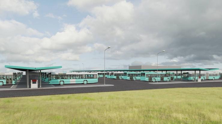 VIDEO! Tallinna Linnatransport sõlmis suurima lepingu keskkonnasõbraliku  kütuse kasutamiseks