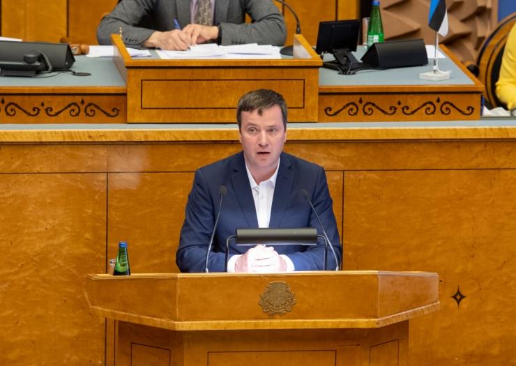 Marek Jürgenson: seadusemuudatus annab võimaluse langetada otsuseid füüsilist koosolekut kokku kutsumata