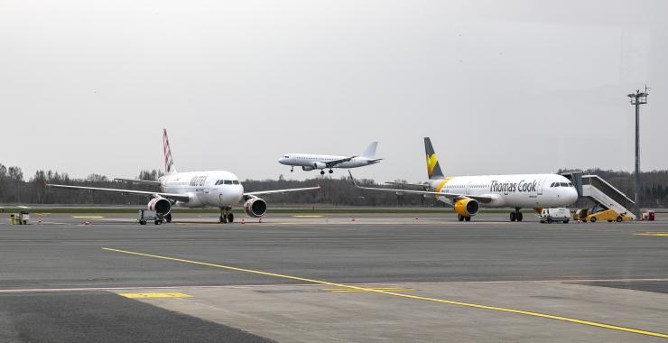 VIDEO! Tallinna Lennujaam taastab lennuliikluse