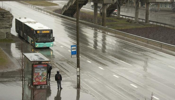 Tallinnas muutub bussiliinide 31, 44, 54, 58 ja 65 marsruut
