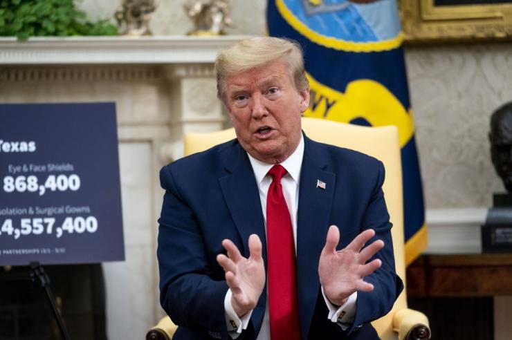 Trump ei pea enneolematult suurt tööpuudust üllatavaks