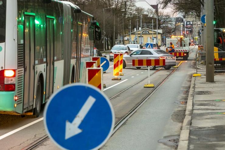 Bussiliin nr 16 ajutine marsruudi muudatus