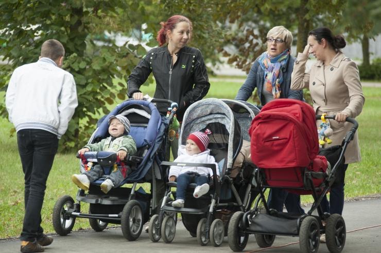 Statistikaamet: keskmiselt said kõige vähem lapsi Tallinna naised
