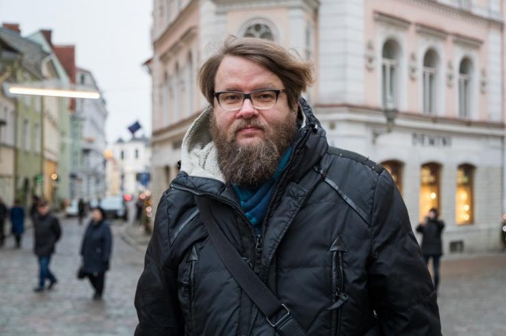 Näitlejad loevad Jan Kausi uut audioraamatut