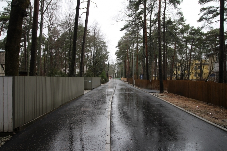 Valdeku tänava rekonstrueerimistööd on lõpetatud