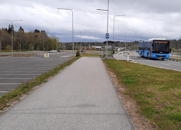 Viimsi vald käivitab maakonnaliinidel põhineva Pargi & Reisi süsteemi