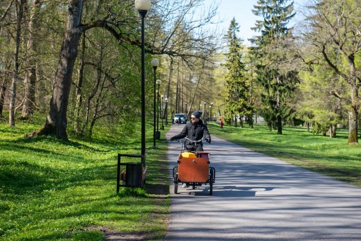 VIDEO! Kadrioru Park ja Tallinna Kalmistud liidetakse üheks asutuseks