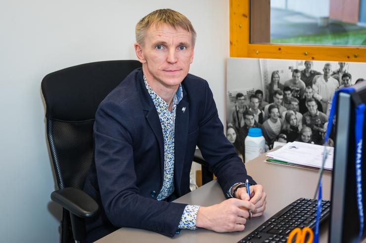 Viimsi Kooli uueks direktoriks valiti Peeter Sipelgas