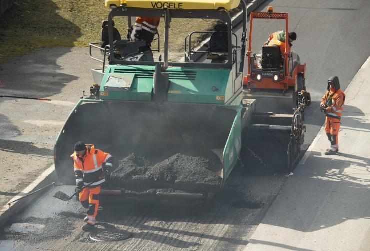VIDEO! Peterburi maantee remont ootab Euroopa rahastust
