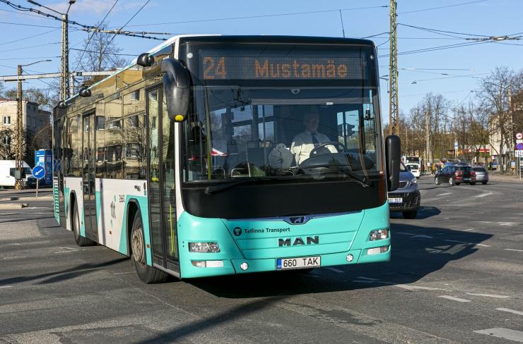 VIDEO! Tallinna ühistransport läheb üle suvisele töökorraldusele