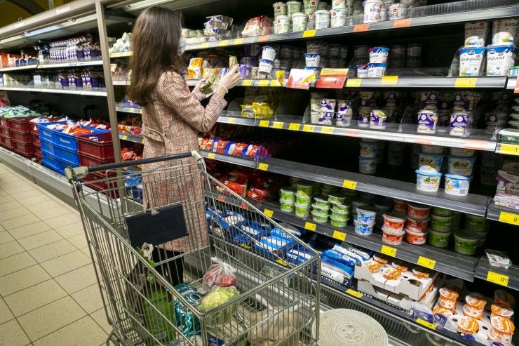 VIDEO! Eriolukorras varutud toidukaup tuleks üle vaadata