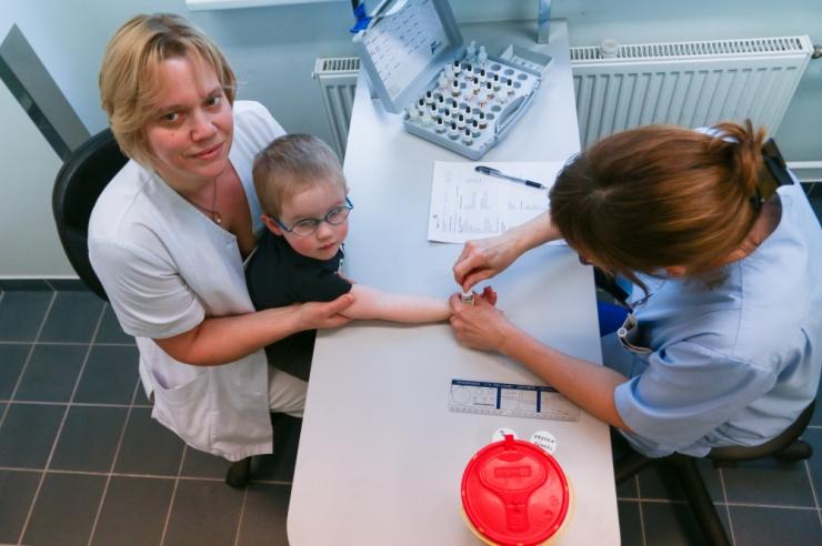 Uuring: viiendikul eestimaalastel on probleeme allergiatega