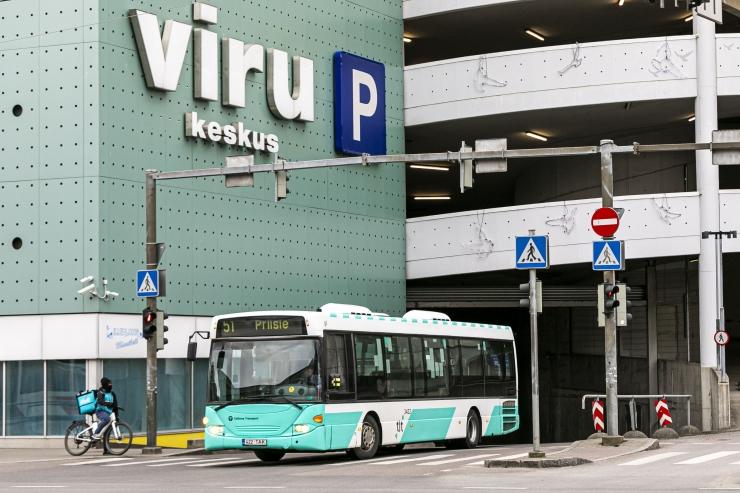 Kuues liiklusõnnetuses said viga viis jalgratturit ja bussireisija