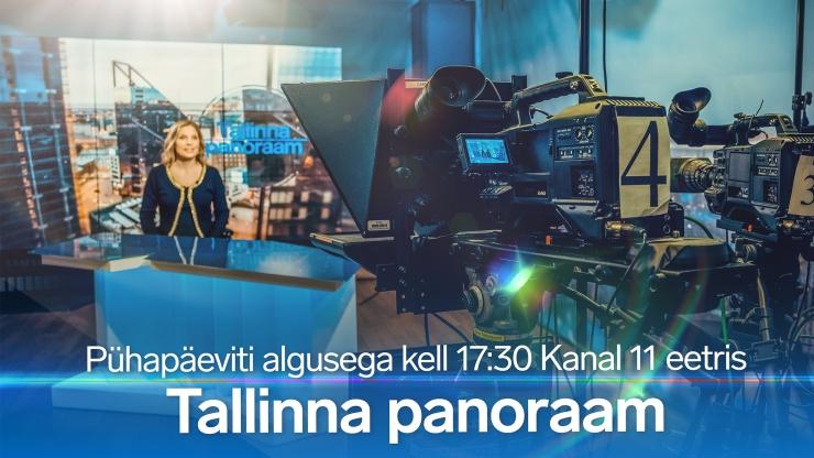 """VIDEO! """"Tallinna panoraam"""" keskendub malevasuvele ja distantsõppele"""