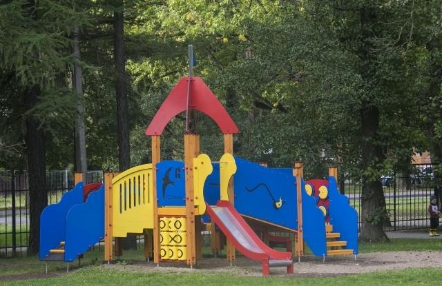 Tallinna kesklinna mänguväljakutel käivad parandustööd