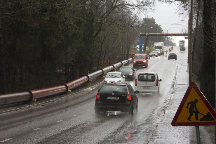 Kadaka puiesteel on nädalavahetusel oodata liikluspiiranguid