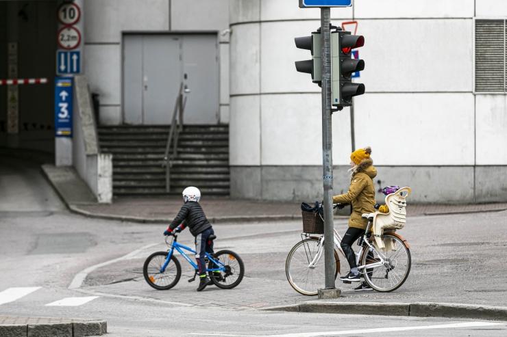 Eestis on tänavu liikluses viga saanud 82 jalgratturit