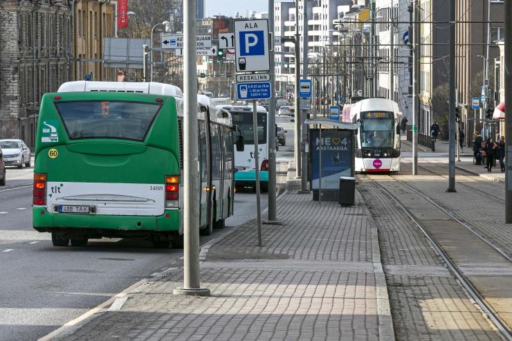 Tallinn otsib ideekonkursil ühistranspordipeatuste uut disainlahendust