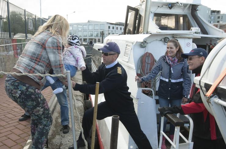 Aegna saare laevaliiklus algab 1. juunil