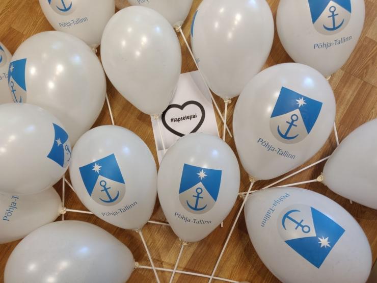 """Põhja-Tallinna Valitsus kutsub üles liituma kampaaniaga """"Teeme lapsele pai"""""""
