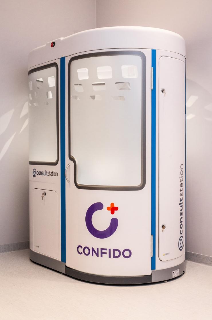 Confido kiirkliinikutes saab teha tasuta koroonaviiruse antikehade testi